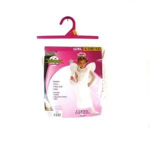 Angel Costume Girls Large 10/12 NEW